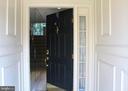 Covered Entry - 2131 N SCOTT ST, ARLINGTON