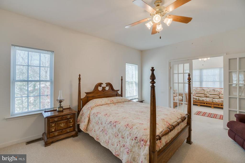 Master Bedroom - 126 YORKTOWN BLVD, LOCUST GROVE