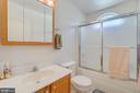 Bonus Rm full Bath - 126 YORKTOWN BLVD, LOCUST GROVE