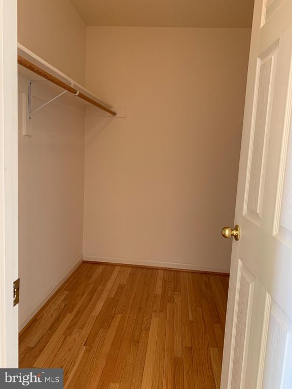 Master Walk In Closet - 651 MCLEARY SQ SE, LEESBURG