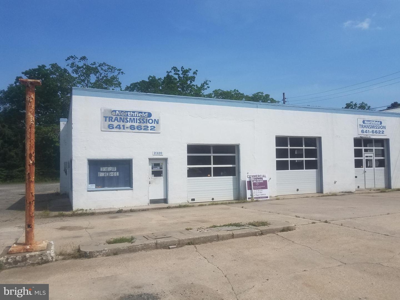 Частный односемейный дом для того Продажа на 2320 NEW Road Northfield, Нью-Джерси 08225 Соединенные Штаты