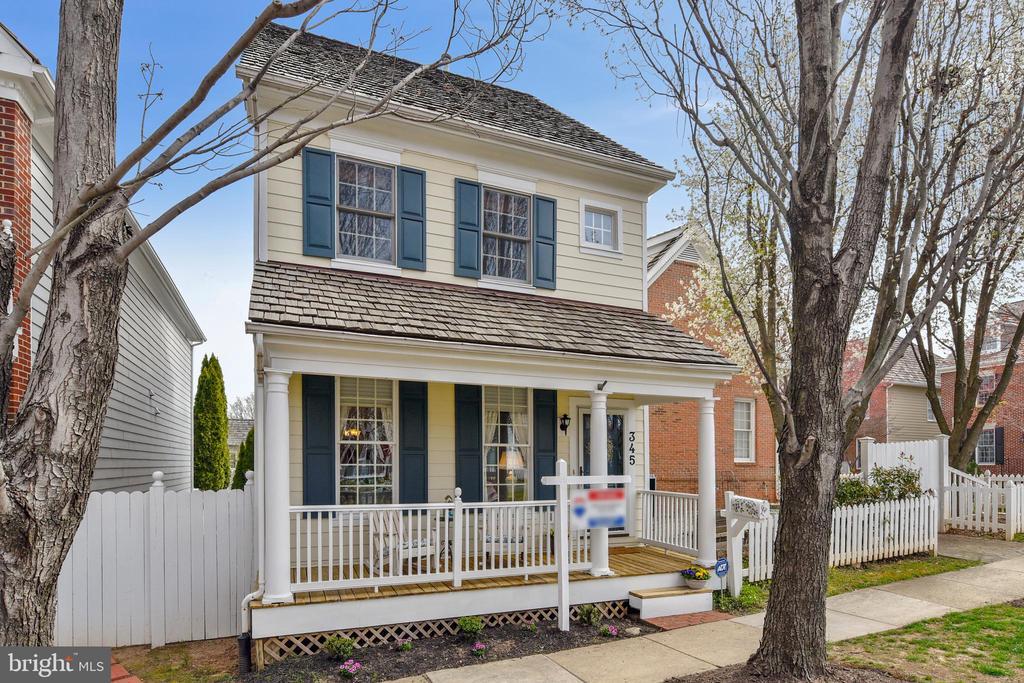 345  CHESTERTOWN STREET, Gaithersburg, Maryland