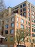 Rear facing unit on 6th floor has enormous terrace - 3625 10TH ST N #602, ARLINGTON