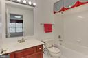 Full Bathroom #2 (on second floor) - 8260 ROSELAND DR, FAIRFAX STATION