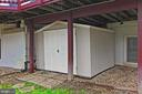 Shed for Storage - 8260 ROSELAND DR, FAIRFAX STATION