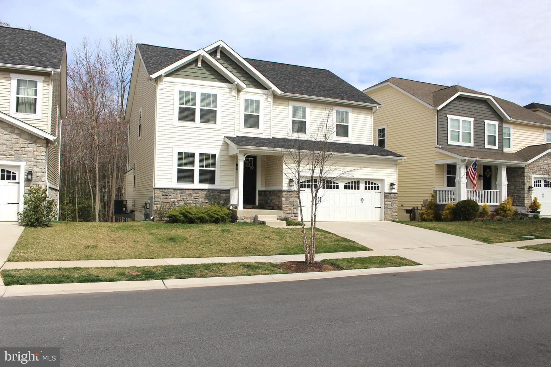 Single Family Home for Sale at 8 Inglenook Court 8 Inglenook Court Glen Burnie, Maryland 21060 United States