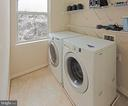 main level laundry - 5312 MAPLE VALLEY CT, CENTREVILLE
