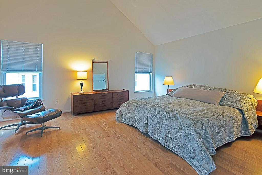 Master suite - 5312 MAPLE VALLEY CT, CENTREVILLE