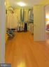 Master closet - 5312 MAPLE VALLEY CT, CENTREVILLE