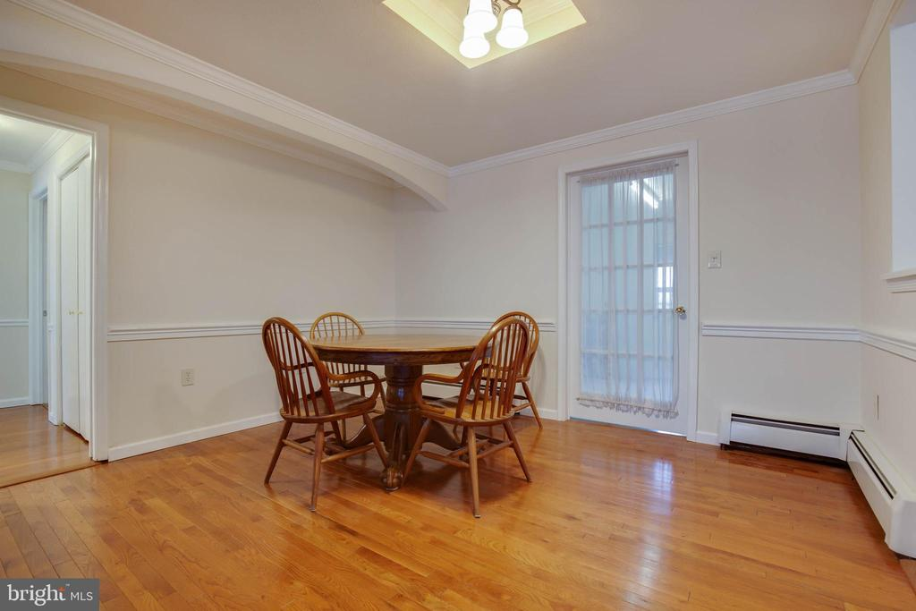 Room for your dining table - 30-40 VINCENT LN, STAFFORD