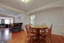 Open floor plan - 30-40 VINCENT LN, STAFFORD