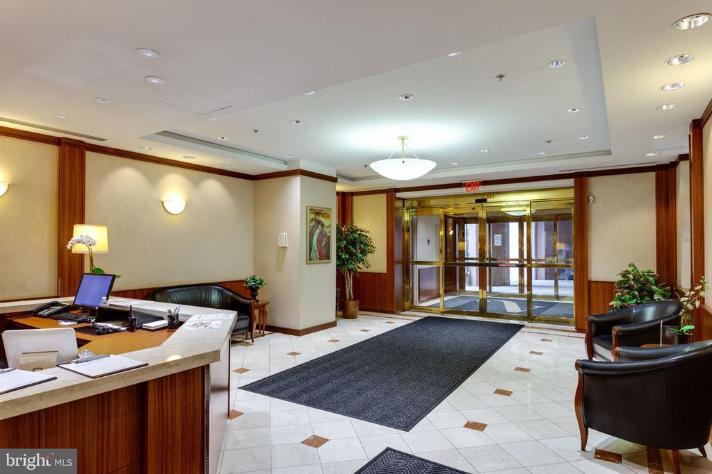 Lobby - 900 N STAFFORD ST N #1608, ARLINGTON