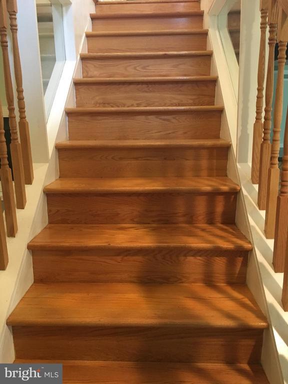 Stairway - 6425 GREENLEAF ST, SPRINGFIELD