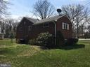 Side of house - 6425 GREENLEAF ST, SPRINGFIELD