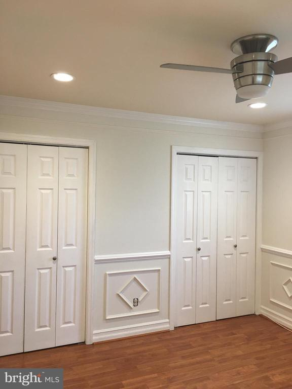 Master bed room with double closet - 6425 GREENLEAF ST, SPRINGFIELD