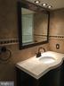 Full bath in basement 1 - 6425 GREENLEAF ST, SPRINGFIELD
