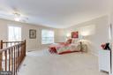 Master Bedroom #1 - 11921 REDTREE WAY, RESTON