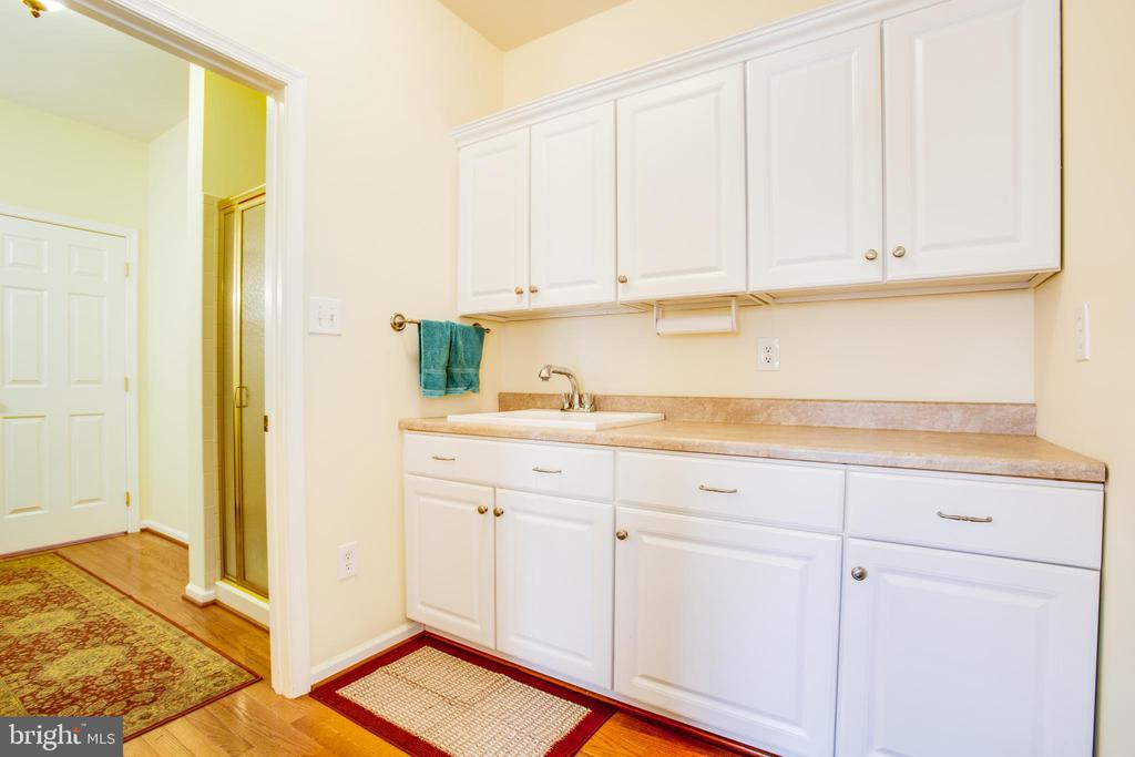 Mud room - 8202 WATERFORD DR, SPOTSYLVANIA