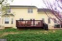 Flat yard with many entertaining options - 10212 NAPOLEON ST, FREDERICKSBURG