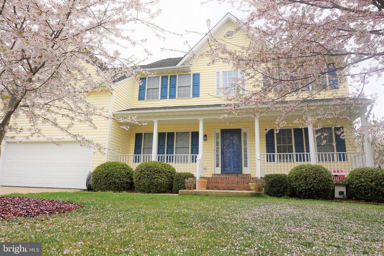 Single Family Home for Sale at 10212 NAPOLEON Street Fredericksburg, Virginia 22408 United States