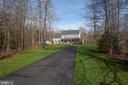 Driveway entrance - 8202 WATERFORD DR, SPOTSYLVANIA