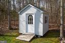 Shed - 8202 WATERFORD DR, SPOTSYLVANIA