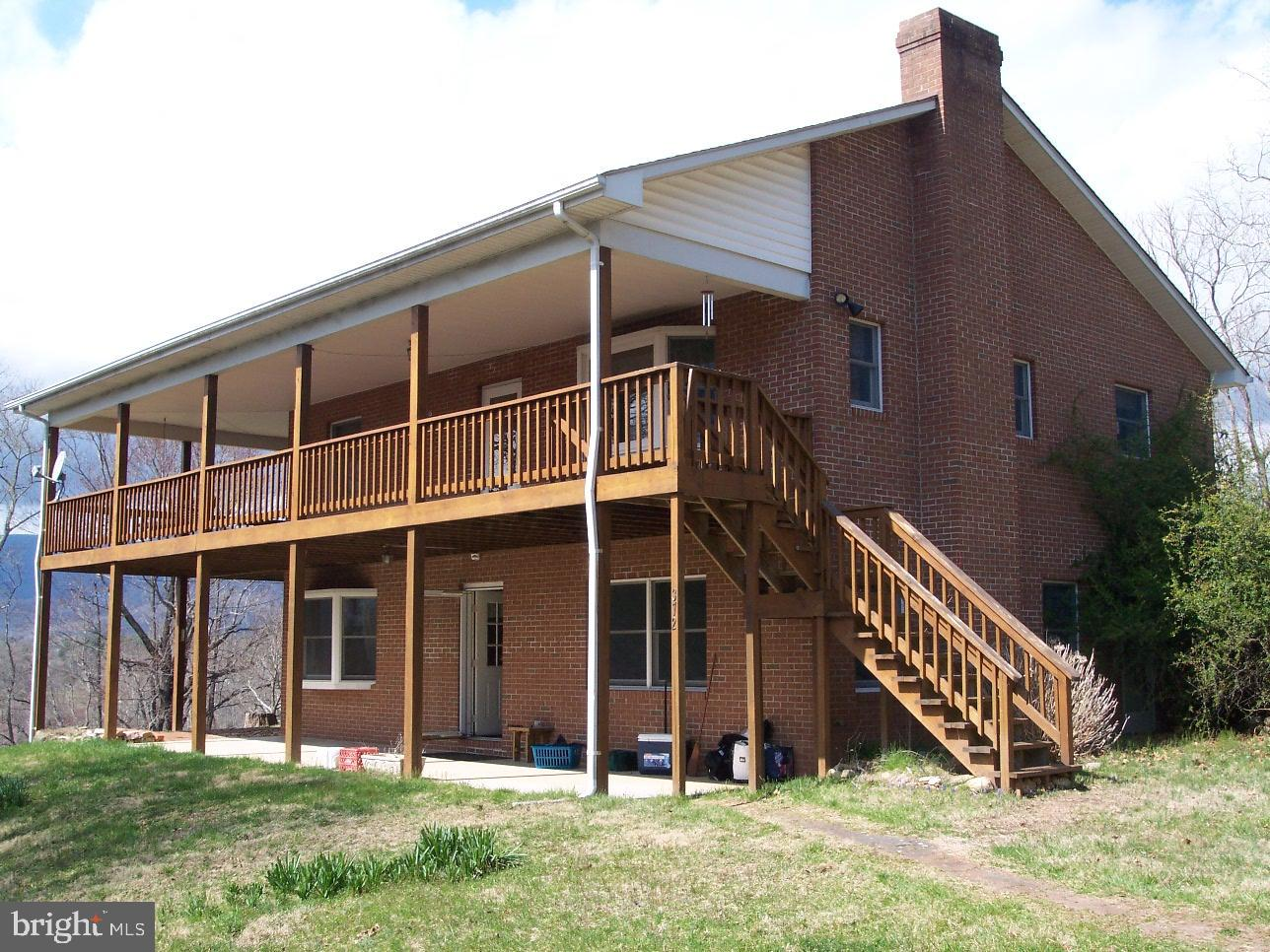 Single Family Homes for Sale at Washington, Virginia 22747 United States