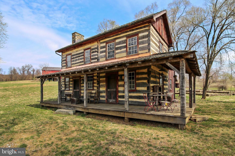 Single Family Homes للـ Sale في Delaplane, Virginia 20144 United States