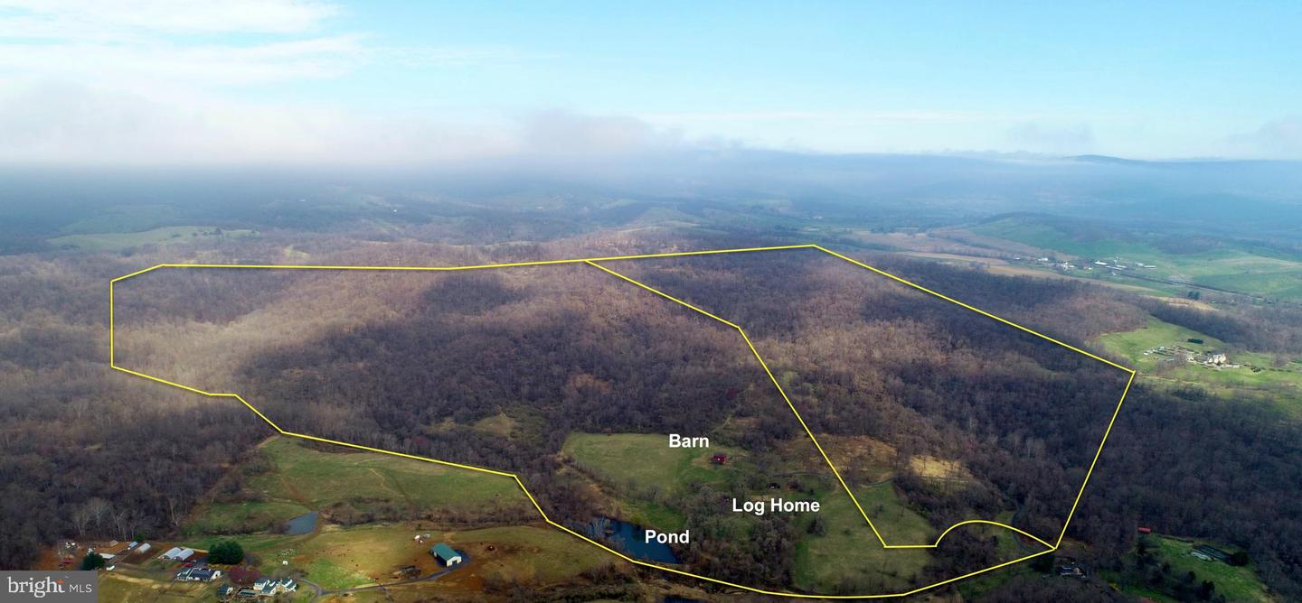 Land for Sale at Delaplane, Virginia 20144 United States