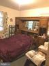 Master bedroom on main level - 5008 KENESAW ST, COLLEGE PARK