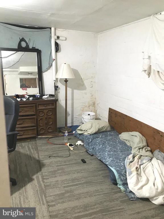 Bedroom #5 in basement - 5008 KENESAW ST, COLLEGE PARK