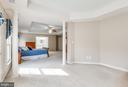Master Bedroom - 1643 WHITE PINE DR, VIENNA