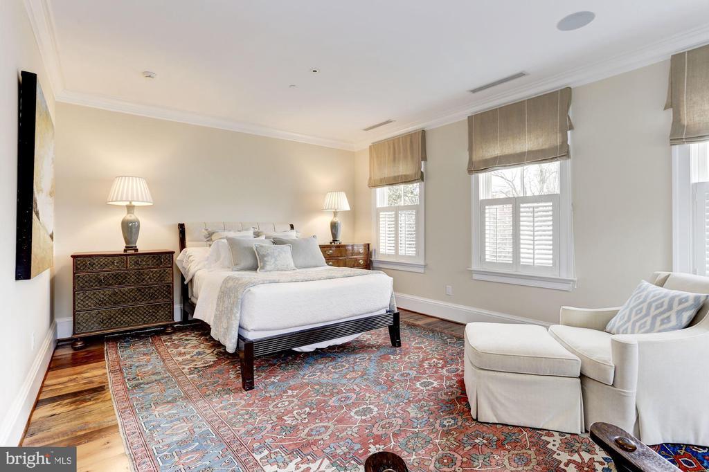 Master Bedroom - 3317 PROSPECT ST NW, WASHINGTON
