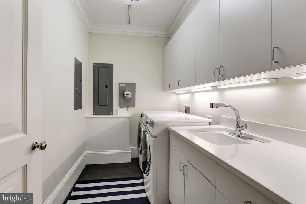 Laundry Room - 3317 PROSPECT ST NW, WASHINGTON