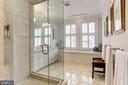Master Bath - 3317 PROSPECT ST NW, WASHINGTON