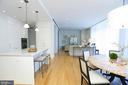 Open Floor Plan - 1177 22ND ST NW #9F, WASHINGTON