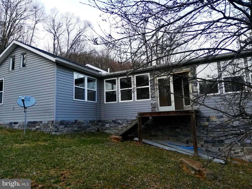 Single Family for Sale at 13000 Cresap Mill Rd 13000 Cresap Mill Rd Oldtown, Maryland 21555 United States