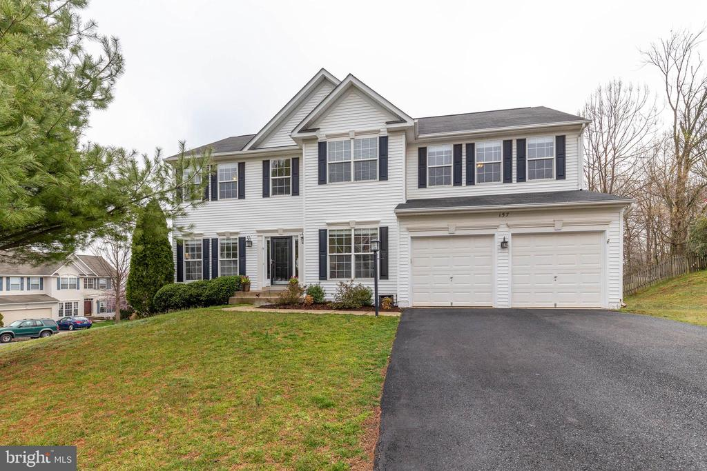 157  AUTUMN WIND COURT, Warrenton, Virginia