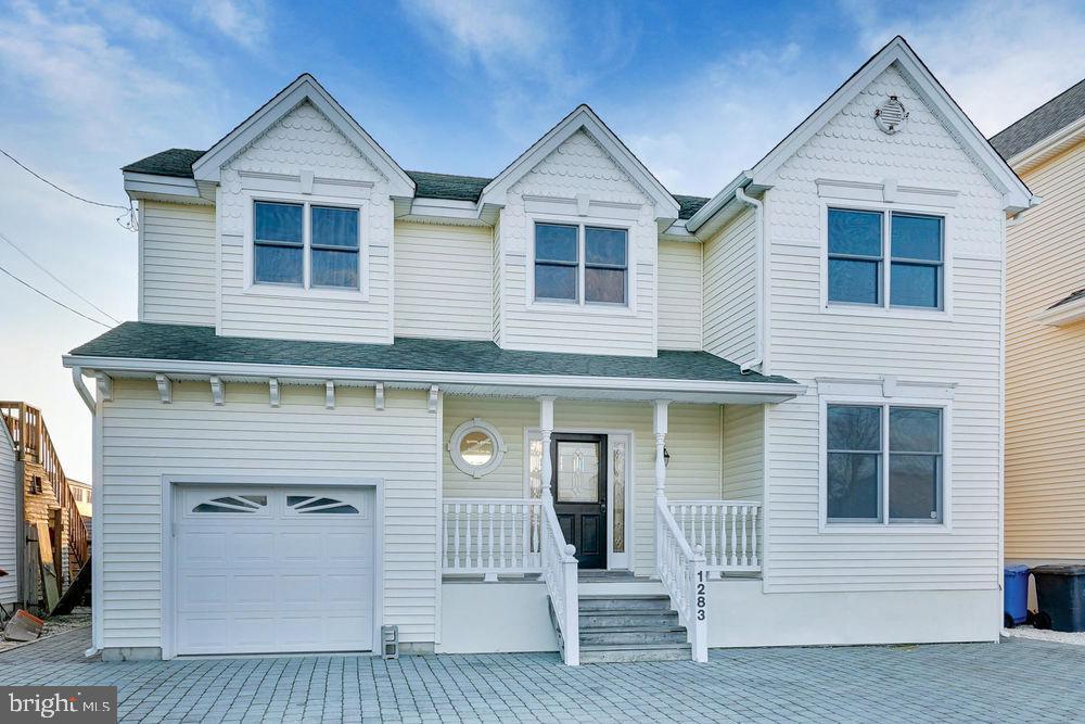 Maison unifamiliale pour l Vente à 1283 PAUL Manahawkin, New Jersey 08050 États-Unis