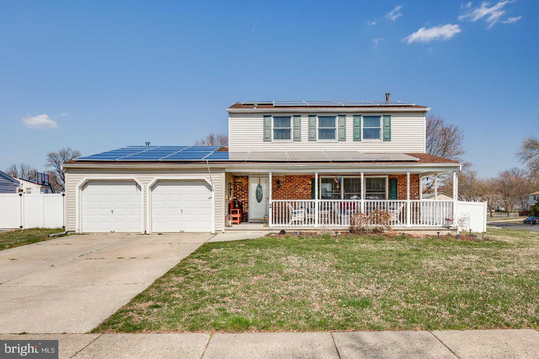 Maison unifamiliale pour l Vente à 2 LINCOLN Drive Clementon, New Jersey 08021 États-Unis