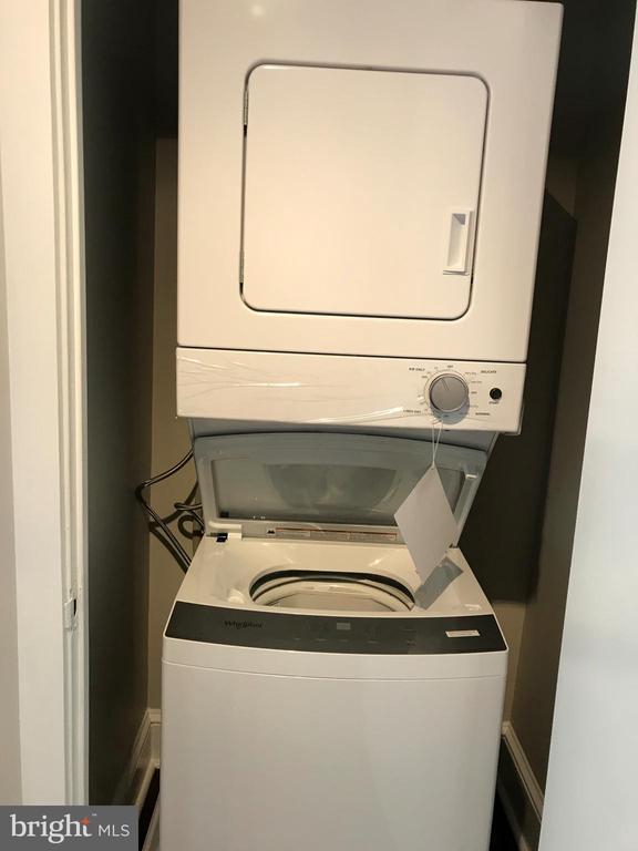Unit Washer Dryer - 212 OAKWOOD ST SE #111, WASHINGTON