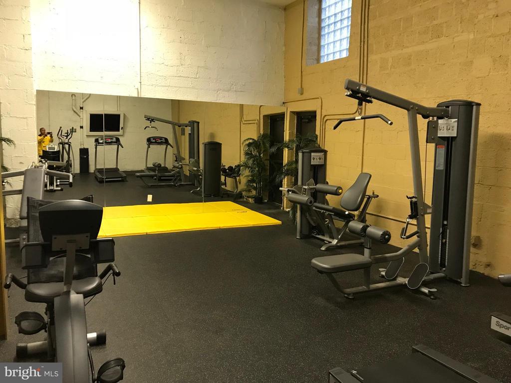Exercise Room - 212 OAKWOOD ST SE #111, WASHINGTON