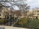 Exterior Security Gate - 212 OAKWOOD ST SE #111, WASHINGTON