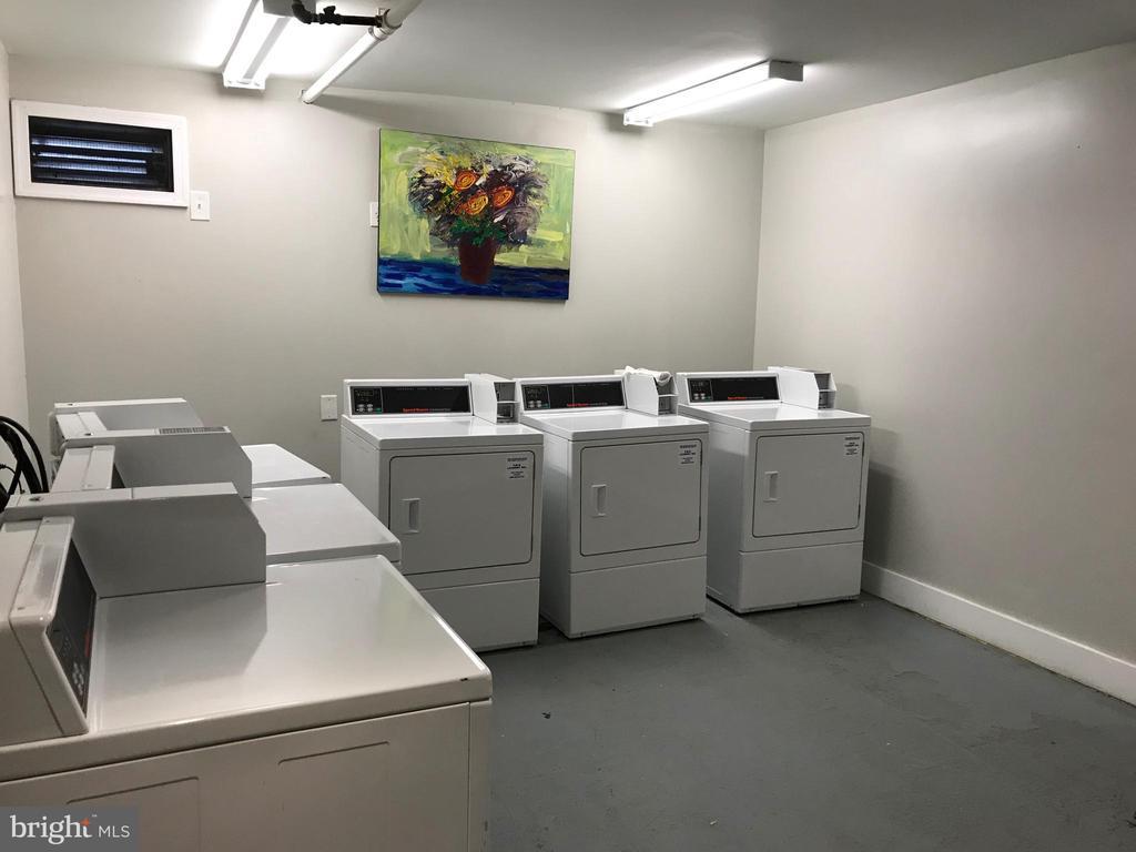 Common Laundry Room - 212 OAKWOOD ST SE #111, WASHINGTON
