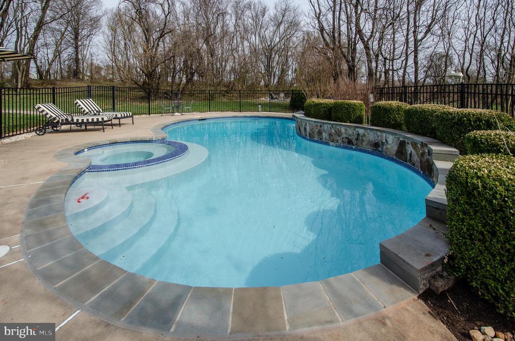 Heated Pool Opens April- October - 14974 MERRITT FARM LN, LEESBURG