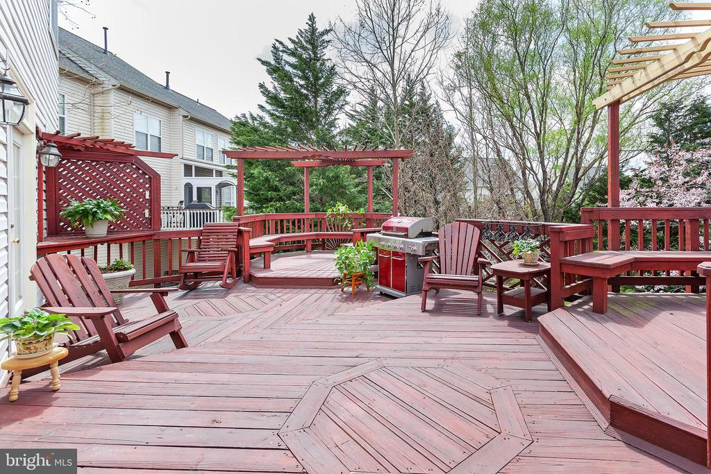 Outdoor entertainment dream! - 20377 WATER VALLEY CT, STERLING