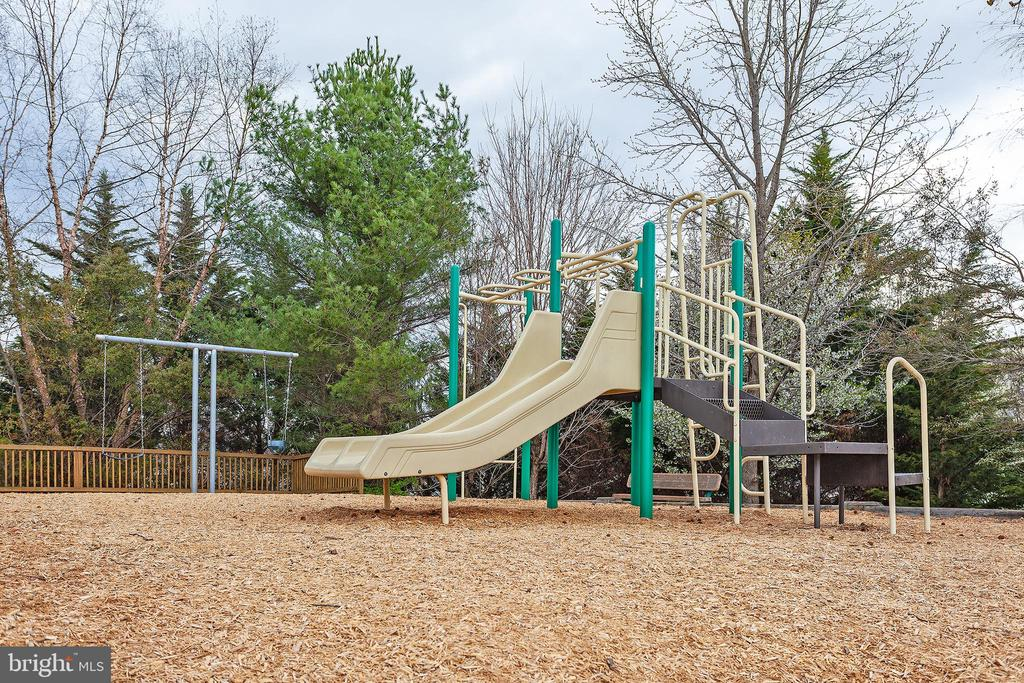Playground for extra entertainment! - 20377 WATER VALLEY CT, STERLING