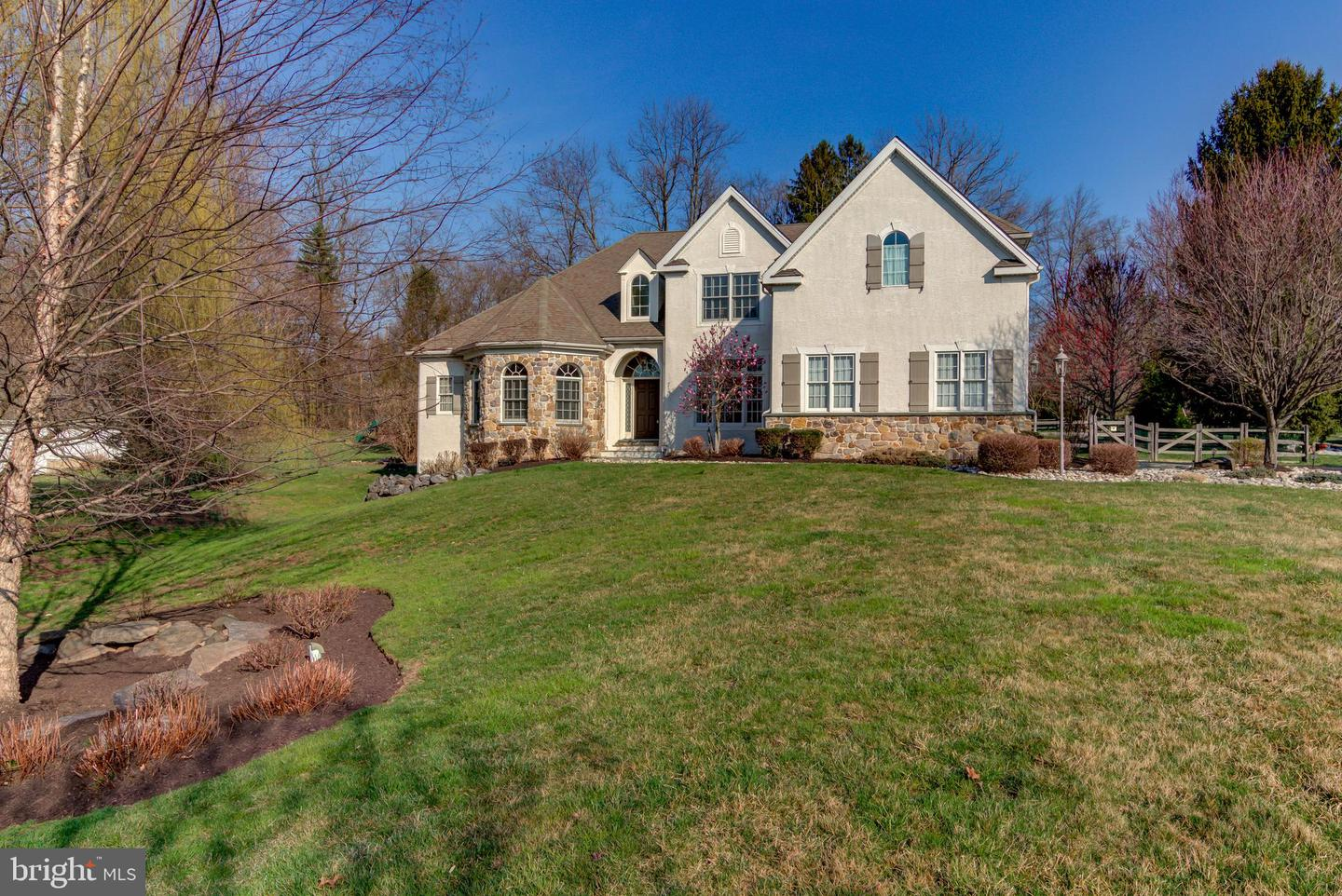 Single Family Home for Sale at 205 HERMITAGE Lane Media, Pennsylvania 19063 United StatesMunicipality: Middletown Twp