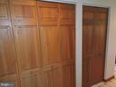 Ton of storage in large closet on 1st level - 803 HORIZON WAY, MARTINSBURG