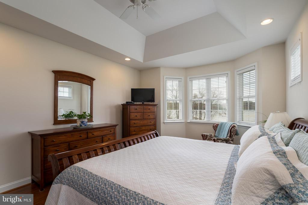 Master w tray ceilings and great views! - 24096 LANDS END, ORANGE